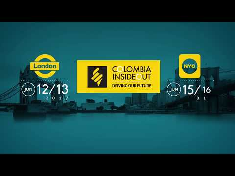 BVC CEO - Colombia InsideOut 2017 Invitation