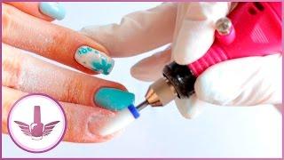 Розовая ручка: Самый дешевый аппарат для маникюра с Алиэкспресс