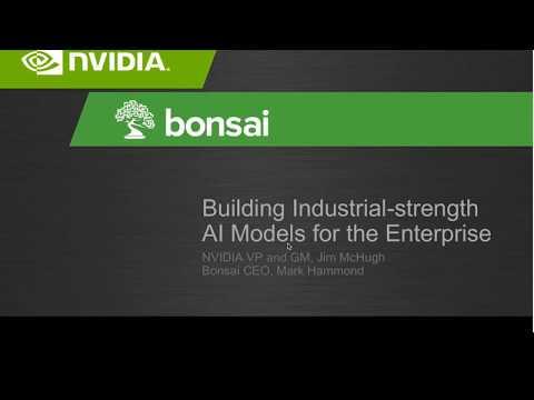 Webinar: Building industrial-strength AI models for the enterprise