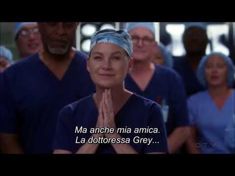 Grey's Anatomy 14x07 SubIta