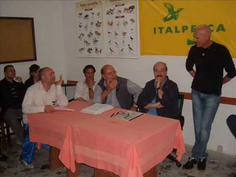 IL Responsabile della Segreteria Italcaccia Catanzaro è il Tenente Bruno Candeloro
