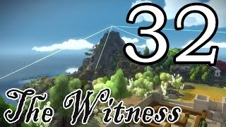 [32] The Witness - Castle Mazes - Let's Play Gameplay Walkthrough (PS4)
