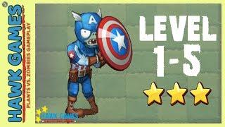 Zombie Farm - Zombie - Level 1-5