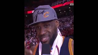 The Cleveland Cavaliers Celebrate their NBA Championship!
