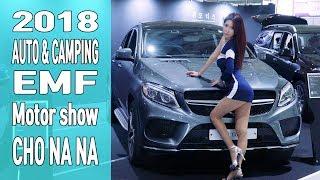2018 새만금 오토&레저캠핑쇼 조나나 Racing Model [AUTO CAMPING SHOW] Photo time  Fancam 직캠2