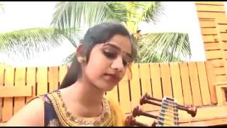 Love me like u do - Ellie Goulding | veena cover by Keerthana Dindawar.