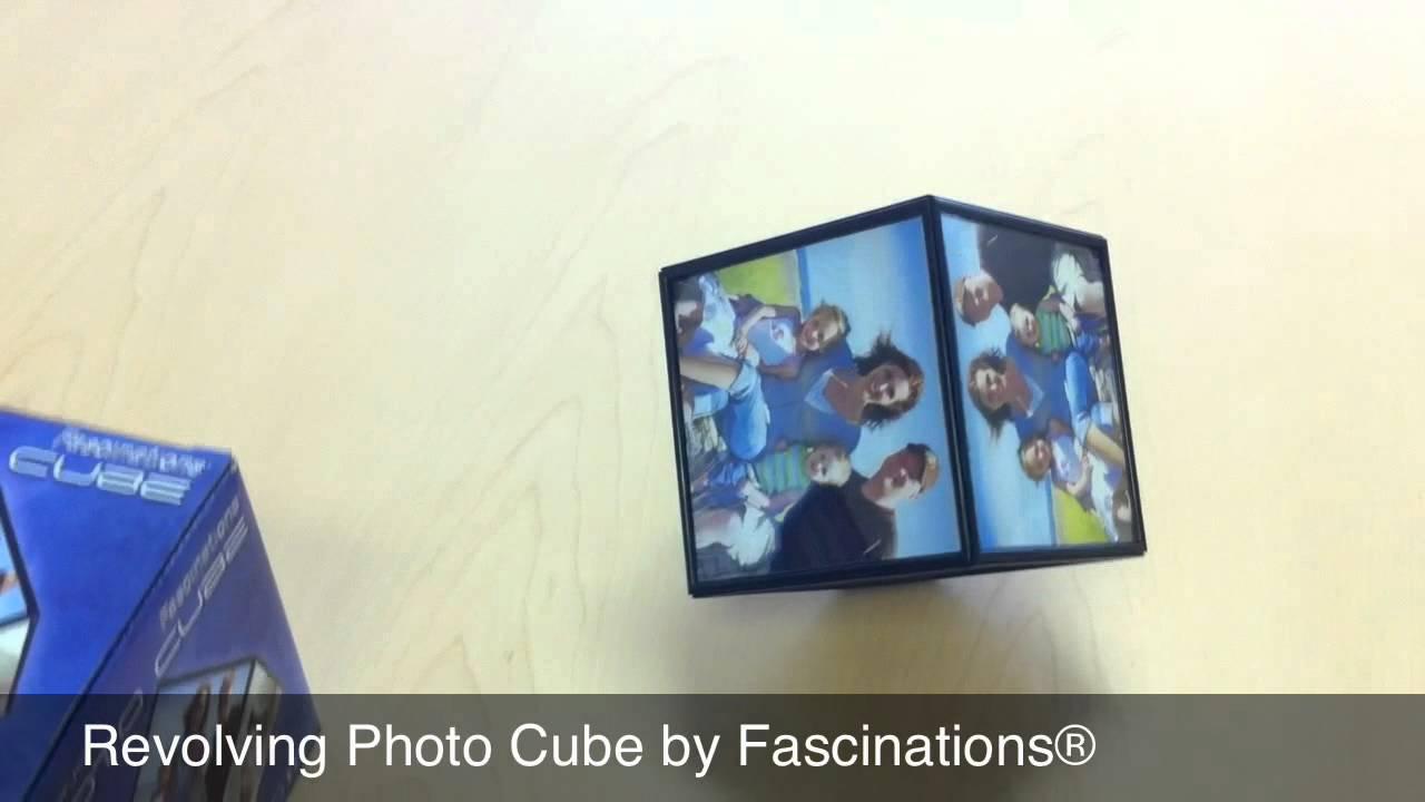 Revolving Photo Cube Youtube