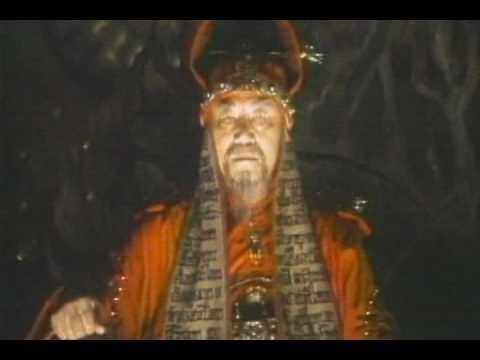 J.C.V.D - The Quest [1996] - Trailer poster
