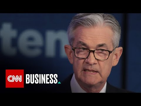 Federal Reserve chief Jerome Powell sparks market surge