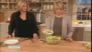 "Susan Graham On The ""martha Stewart Show"" (part 2)"
