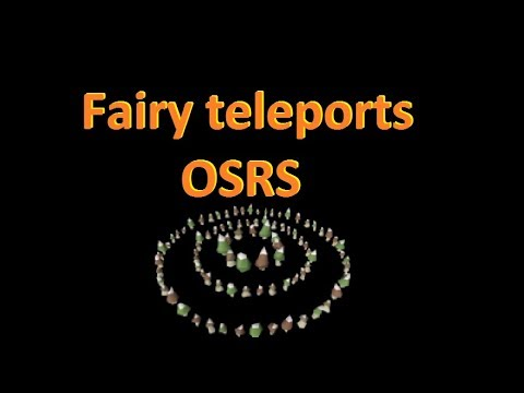 All Fairy Ring Teleports In OSRS