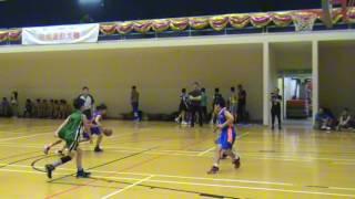 陳瑞褀喇沙小學 vs KTS (2)4:5