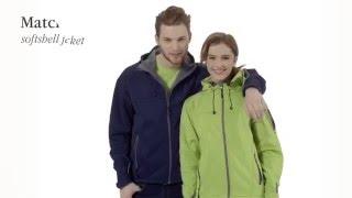 Slazenger Match Softshell Jacke Werbemittel-1