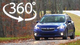 360-Degree drive with the 2017 Subaru Impreza | Consumer Reports
