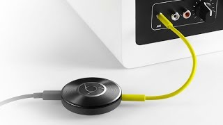 Chromecast Audio - How to Setup