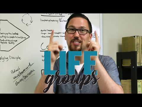 Life Groups - Together 2017
