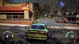 NFS Payback. Находим брошенную машину BMW M3 Evolution II E30. Тюнинг.