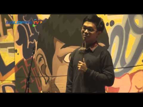 Stand Up Comedy: Dzawin @ UNS Solo (Part 1)