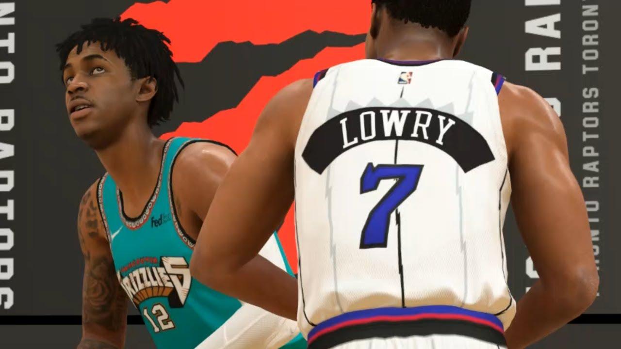 Raptors vs Grizzlies   NBA Today 8/9 Toronto vs Memphis Full Game Highlights (NBA 2K20)