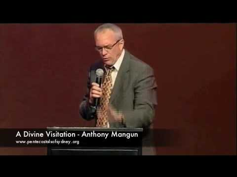 A Divine Visitation – Anthony Mangun