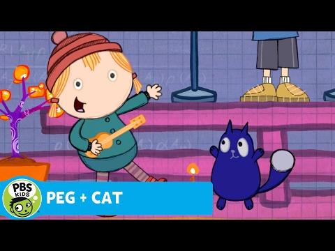 PEG + CAT | Baby Peg + Baby Cat | PBS KIDS