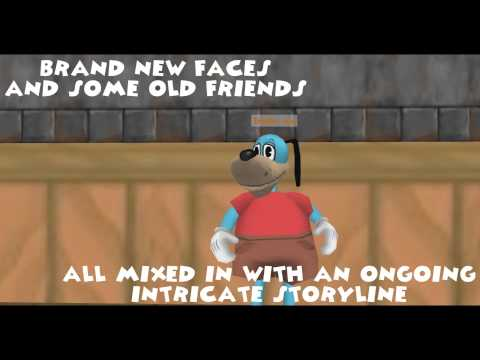 Announcing Toontown Apex