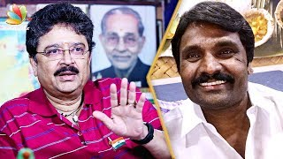 Anbuchezhiyan is neither good nor bad : SV Sekhar Interview | Kandhu Vatti Issue