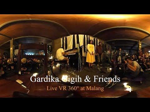 Sampai Jadi Debu (Gardika Gigih, Steffani BPM, Neding) Live VR 360° - Malang