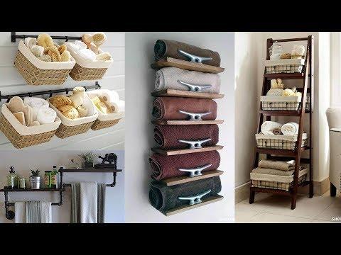 25 Small Bathroom Storage Ideas Wall Storage Solutions