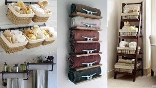 25 Small Bathroom Storage Ideas - Wall Storage Solutions