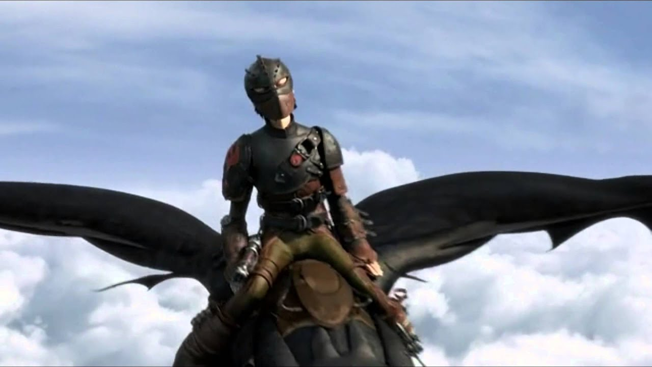 Young  Older Hiccup - How To Train Your Dragon 12 Amv -4384
