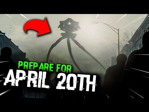 Prepare for April 20th.. (creepy)