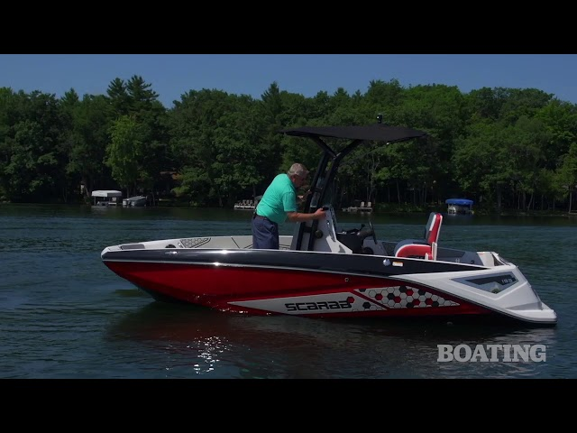 Boating Magazine Reviews 195 Open