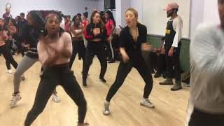 Yazzy in New York - Fusion Afro Dance
