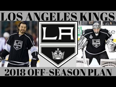 What's Next for the LA Kings? 2018 Off Season Plan