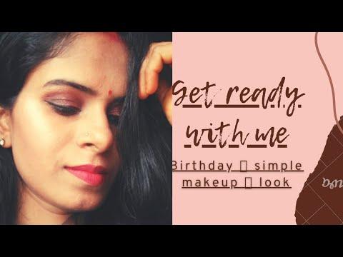 Birthday Makeup Tutorial Simple