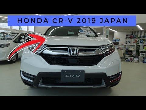 Honda CR V 2019 Japan