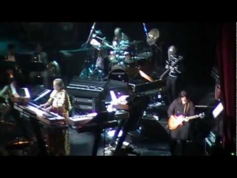 Rick Wakeman - Journey to the Center of the Earth (Argentina - Nov. 29, 2012)