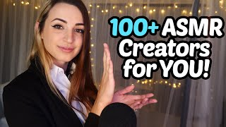 ASMR Speed Dating: 100+ Channels Showcase!