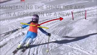 RACE SKIING - TRAINING KIDS