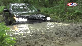 Range Rover Sport -- first drive by SAT TV Show