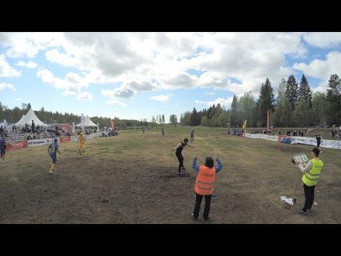 Lilla Gruppen vs Boston Bruins - Slutspel Brännbollsyran 2016 - World Championship of Brännboll
