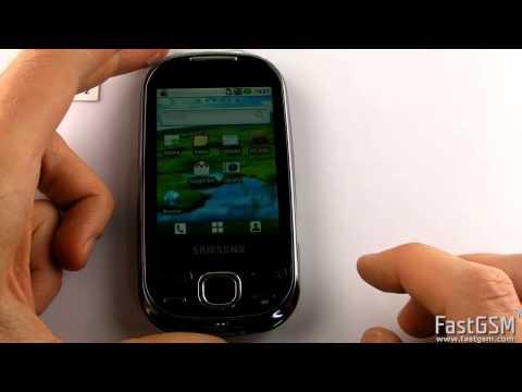 Unlock Samsung i5500 Galaxy 5 & Galaxy 550