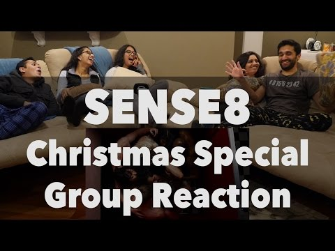 Sense8 - Christmas Special - Uglies Reaction