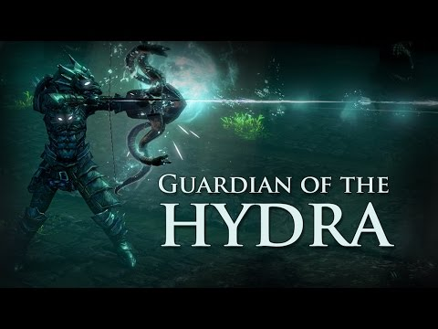 Path of Exile ATLAS of WORLDS - The GUARDIAN of the HYDRA Atlas Boss Showcase