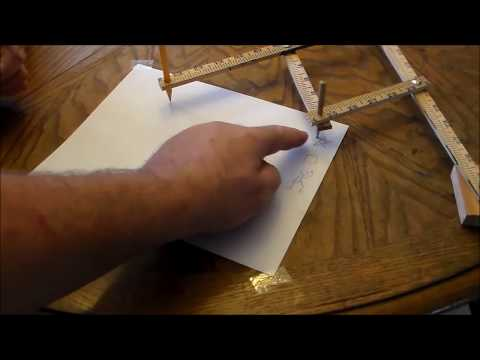 How to Make a Pantograph. Great project for kids and adults alike!