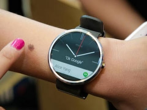 CNET UK Podcast - Does Android Wear need the iWatch? asks - Ep. 394