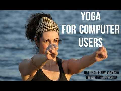 Yoga for Computer Users with Maria De Noda
