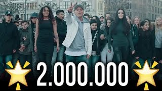 2 MILLIONEN ⭐ Leon Machère ⭐ (Official Video)