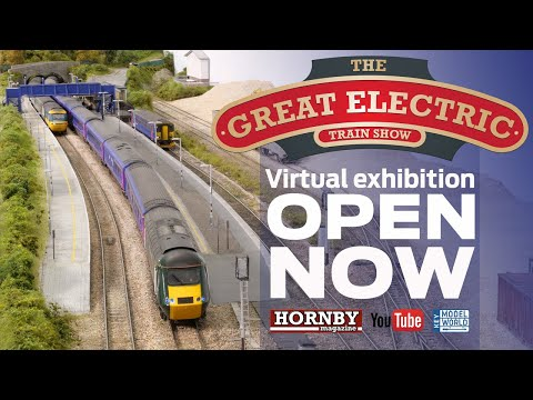 Great Electric Train Show 2020 Virtual Exhibition